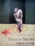 Galerie Lelong コレクターズプリント : フランシス・ベーコン