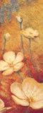 Floral Poetry II Prints by Anne Michaels