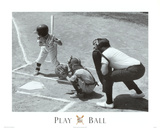 Play Ball Prints