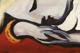Hvile|Rest Plakat av Pablo Picasso