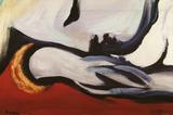 Die Ruhe Kunstdruck von Pablo Picasso