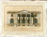 Richardson Archictecture I Premium Giclee Print by George Richardson