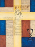 Power of Prayer II Posters by William Verner