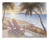 Coastal Crescendo Posters by Bridget Duffy