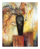 Enchanted Onyx II Poster par Sandy Clark