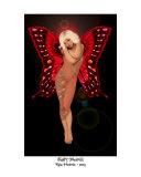 Fairy Phoenix Photographic Print by Liza Phoenix
