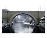 A Bridge of Bern Photographic Print by Glenn R McColl