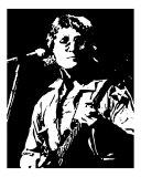 John Lennon Giclee Print by JB Manning