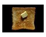 Bread and Butter Photographic Print by Frank Tschakert