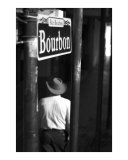 Bourbon Street Photographic Print by John Gusky