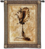 Ornamentum Stromb Gigas Wall Tapestry by Paul Panossian