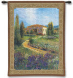 Morning in Spain Wall Tapestry by Michael Longo