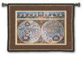 Nova Terarum Orbis Wall Tapestry