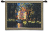 Chateau d'Annecy Wall Tapestry by Max Hayslette