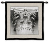Architectural Detail III Wall Tapestry by Boyce Watt