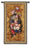 Floral Reflections I Wall Tapestry by Riccardo Bianchi