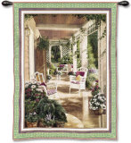 Vintage Comfort Wall Tapestry by Betsy Brown