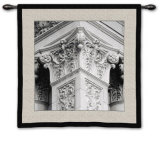 Architectural Detail IV Wall Tapestry by Boyce Watt