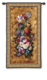Floral Reflections II Wall Tapestry by Riccardo Bianchi