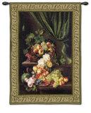 Emerald Elegance Wall Tapestry by Riccardo Bianchi