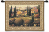 Tuscan Gold Wall Tapestry by Max Hayslette