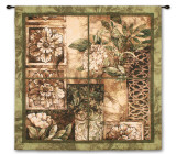 Decorative Textures Wall Tapestry by Linda Thompson