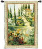Tuscany Estate Wall Tapestry by Marilyn Simandle