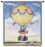 High Tea Wall Tapestry by Alexandra Churchill