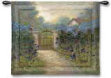 Iris Gate Wall Tapestry by Jon McNaughton