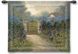 Portal de lirios Tapiz por Jon McNaughton