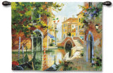 Venice Wall Tapestry by Marilyn Simandle