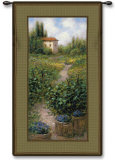 Vineyard I Wall Tapestry by Jon McNaughton