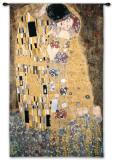 Beso Tapiz por Gustav Klimt