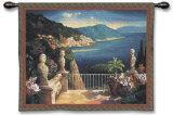 Amalfi Holiday Wall Tapestry by Max Hayslette