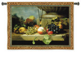 Grapes of Venice Wall Tapestry by Riccardo Bianchi