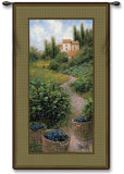 Vineyard II Wall Tapestry by Jon McNaughton