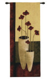 Bouquet de Sept Wall Tapestry by Jocelyne Anderson-Tapp