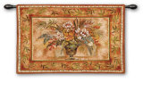 Tropical Bouquet Wall Tapestry by Ruth Bush