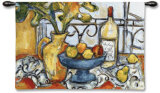 Still Life Wall Tapestry by Nicole Etienne
