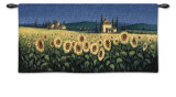 Tuscan Panorama II Wall Tapestry by David Short