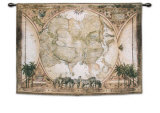 Tropic of Capricorn Wall Tapestry by Elizabeth Jardine