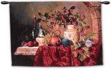 Tavola Decapris Wall Tapestry by Fran Di Giacomo