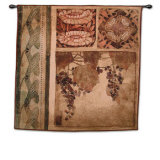 Arts and Crafts I Wall Tapestry by Elizabeth Jardine