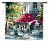 Maltina Terrace Wall Tapestry by Brent Heighton