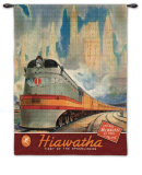 Hiawatha Wall Tapestry by  Gunmach