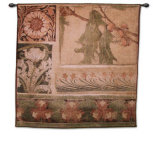 Arts and Crafts IV Wall Tapestry by Elizabeth Jardine