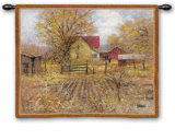 The Homestead Wall Tapestry by Jon McNaughton
