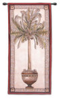 Old World Palm I Wall Tapestry