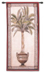 Old World Palm II Wall Tapestry