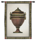 Empire Urn II Wall Tapestry